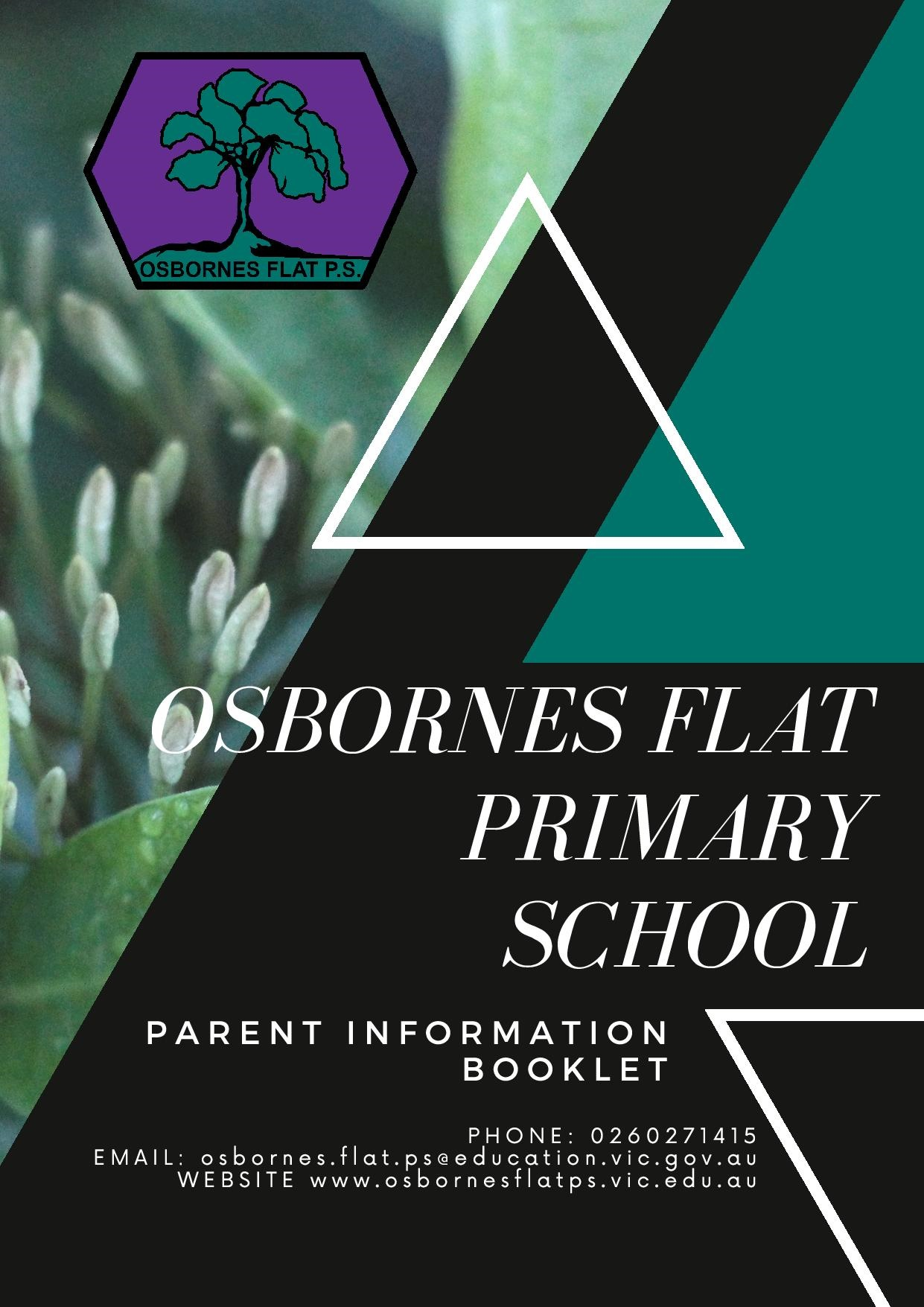 Parent Information Book